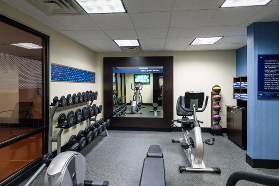 Shamokin Dam, Pensilvania: Fitness Center