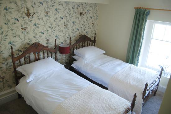 New Radnor, UK: Twin room