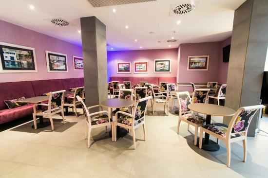 Sunotel Club Central: Lobby