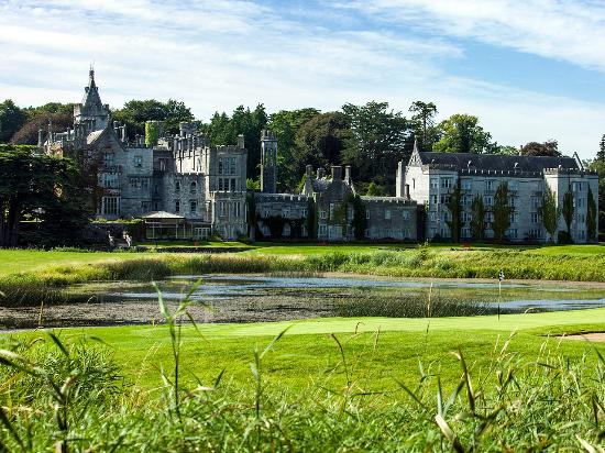 Golf at Adare Manor