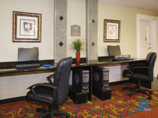 BEST WESTERN Heritage Inn: Business Center