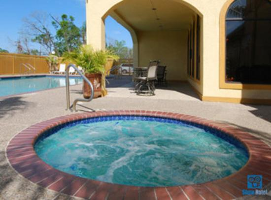 BEST WESTERN Heritage Inn: Hot Tub