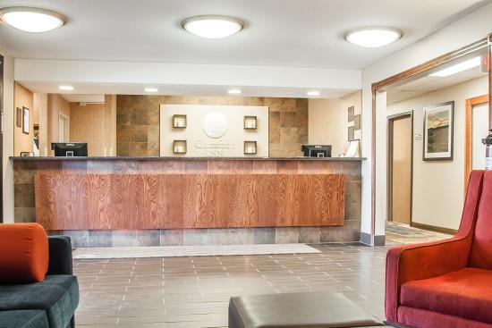 Comfort Inn Dickinson I-94: NDLobby