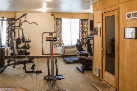 Comfort Inn & Suites: CAFITNESS