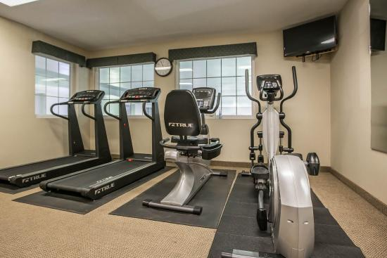 Comfort Inn Dixon : fitness
