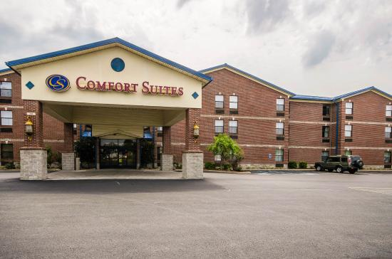 Comfort Suites Jeffersonville