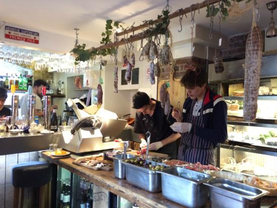 Tooley Street Restaurants