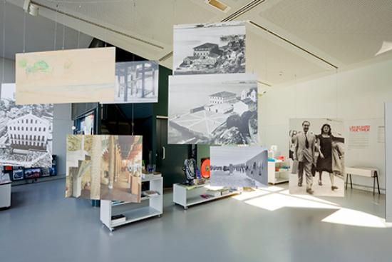 Architecture Centre Amsterdam : Interesting temporary exhibitions like the work of Lina Bo Bardi in 2014