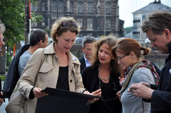 Architecture Centre Amsterdam : Every Friday we offer a Crash Course & Guided Tour to show you Amsterdam's architecture
