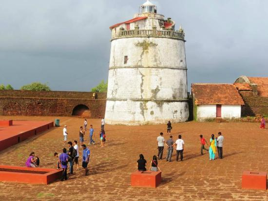 Fort Aguada Lighthouse: Fort Aguada