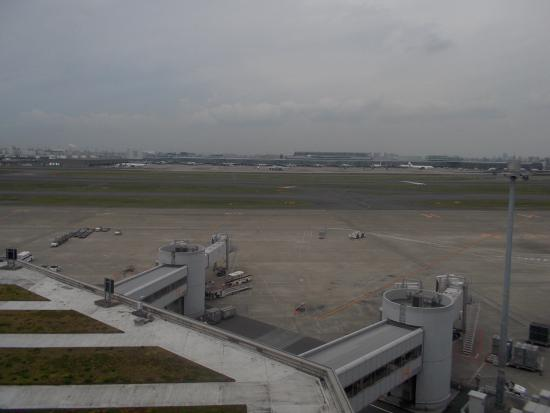 Royal Coffee Shop Haneda Airport: 風景