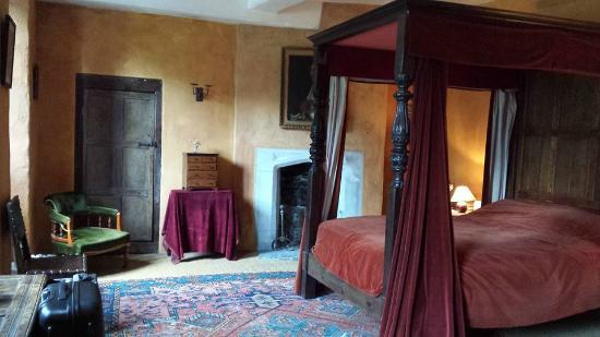 Gwydir Castle B&B: Room
