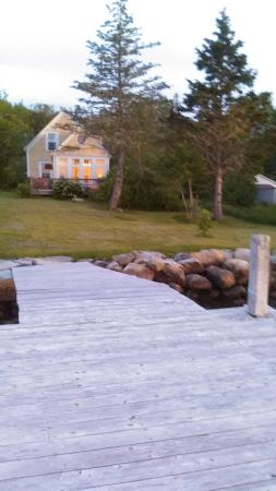 Timberlea, Canadá: View from the dock
