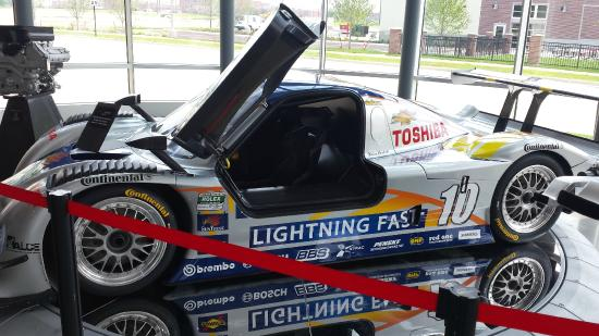 Speedway, IN : A lot of car...a lot of money