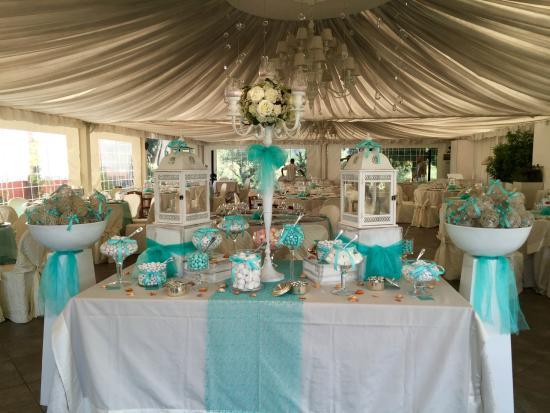 Matrimonio In Tiffany : Decorazioni matrimonio verde tiffany migliore collezione