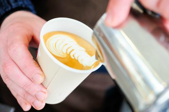 Alto cafe Galeries Lafayette: Un café préparé avec l'Amour, l'Art et la Manière!