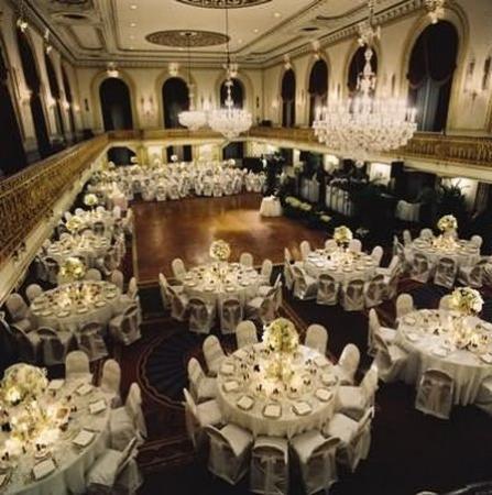 Omni William Penn Hotel: Reception