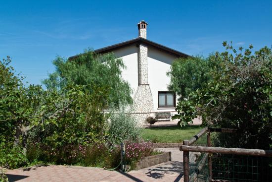 """Azienda Agrituristica """"Terre di Paestum"""": vista da camere"""
