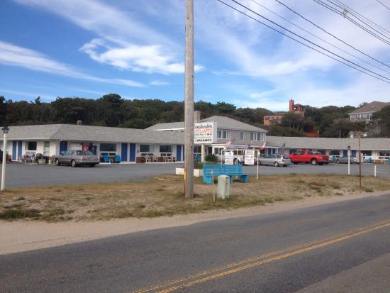 Breakwater Motel: Hotel Außenansicht