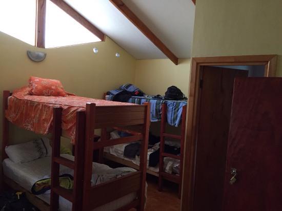 Camping Tipanie Moana: Quarto para 5 pesoas com banheiro