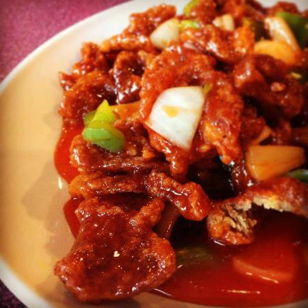 Ong's Restaurant Ltd: Sweet and Sour Pork Chinese Style