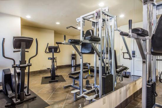 Quality Inn Silicon Valley: CAFITNESS