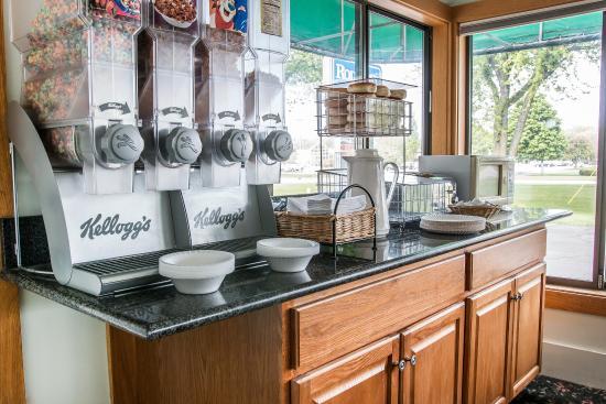 Rodeway Inn: MIBkfast