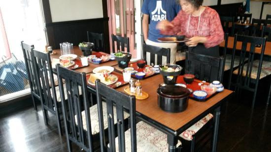 Takayama Park City Hotel: Breakfast 1