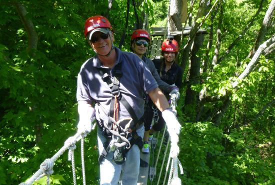 Navitat Canopy Adventures - Asheville Zipline Bucket List & Navitat Canopy Adventures - Asheville Zipline - Picture of Navitat ...