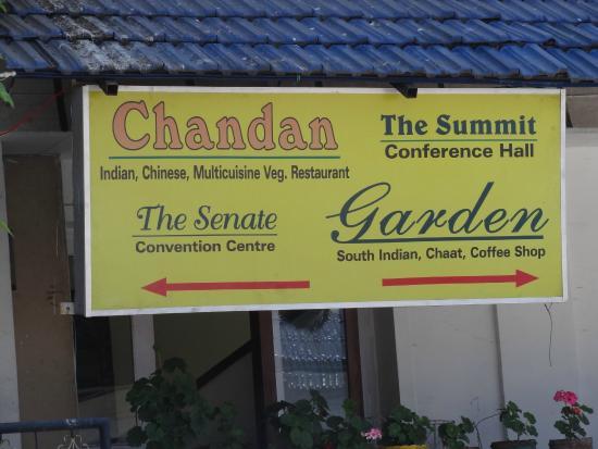 Nahar's Nilgiris Hotel: restraunts