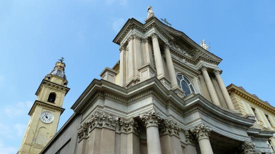 Chiese di San Carlo e Santa Cristina