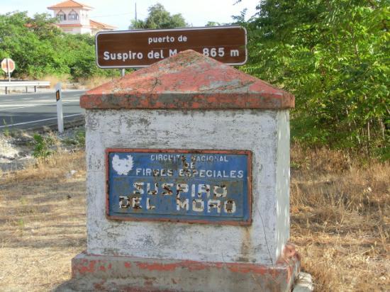 Puerto del Suspiro del Moro