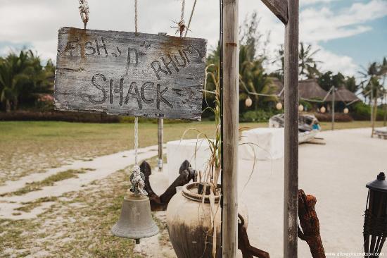 Fish and Rhum Shack
