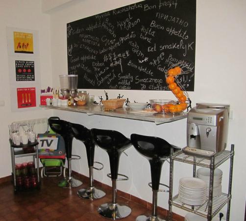Dolce Cascais Guest House: Кухня
