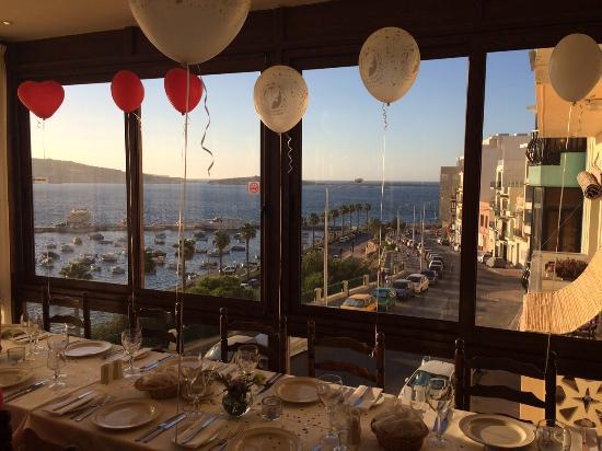 Portobello : Вид из окна