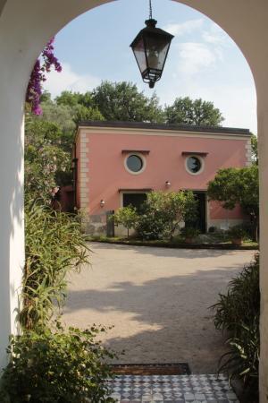 B&B Villa Castelcicala: Dépendance