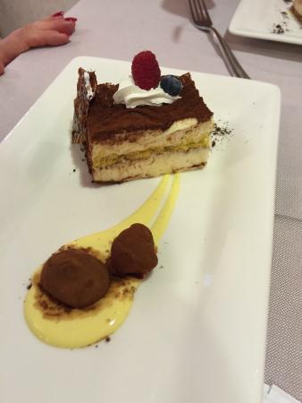 Hotel Baia del Mar : десерты