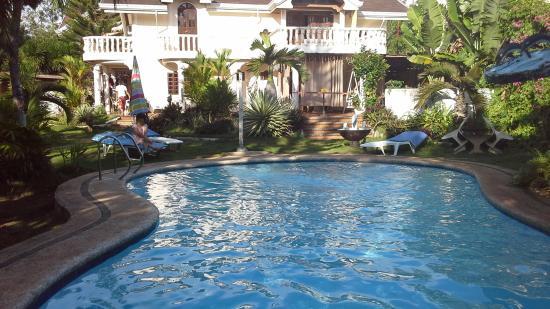 Flower Garden Resort: Der Pool