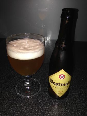 Brewery Der Trappisten Van Westmalle : только что из холодильника ! / just from frigo !!