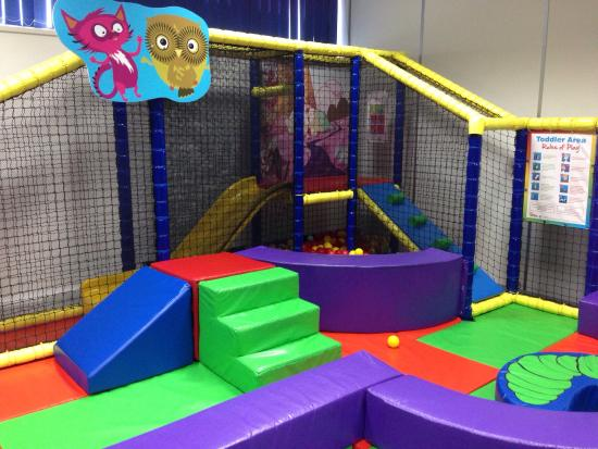 Excellent soft play areas for younger kids picture of for Indoor play area for kids