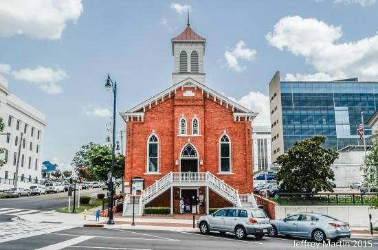 Dexter Avenue King Memorial Baptist Church