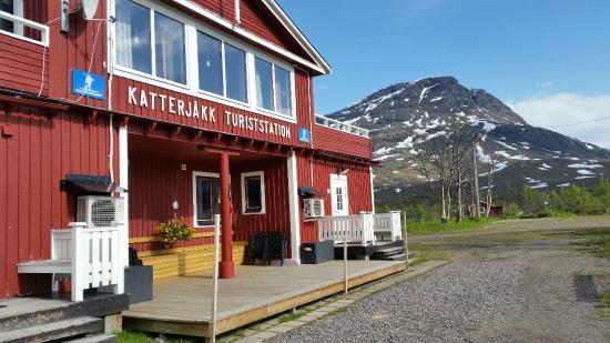 Katterjokk Touriststation