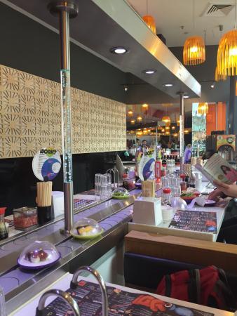 YO! Sushi Selfridges Manchester