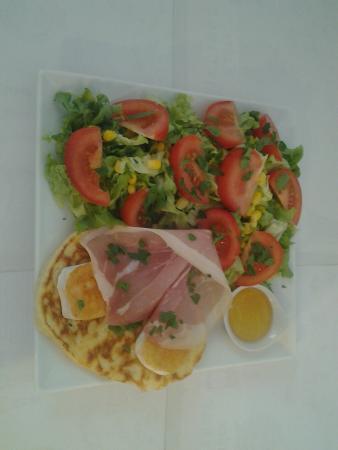 Clementine : la salade champetre