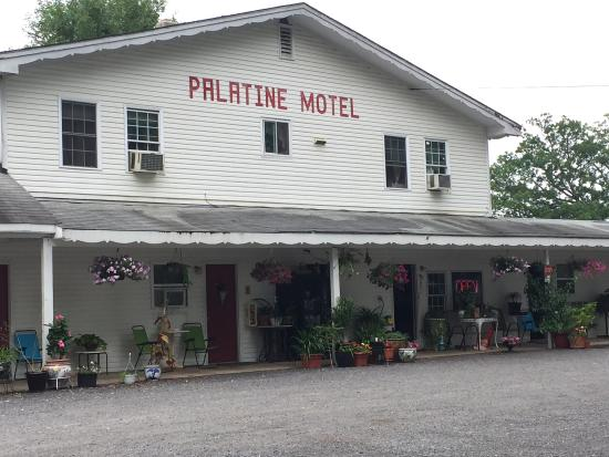 Palatine Bridge, estado de Nueva York: Palatine Motel