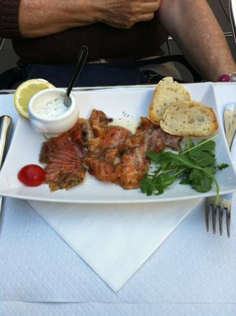 Restaurant le delio 39 s dans clermont ferrand avec cuisine for Cuisine plus clermont ferrand