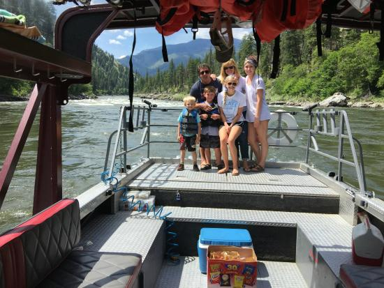Mackay Bar Outfitters & Guest Ranch: the crew