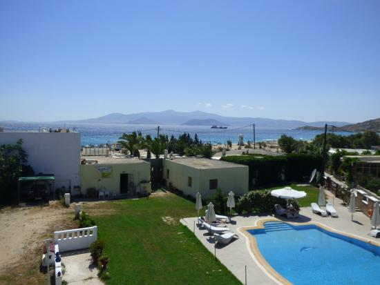 Ariadne Hotel: Sea View