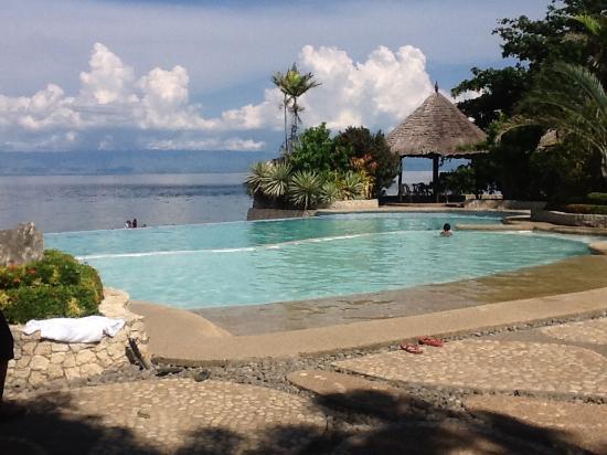 Lalimar Beach Resort Pool Side View