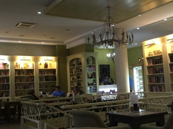 Imbir' : Cafe Imbir, Kiev